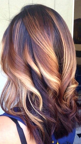 hair color in lucknow